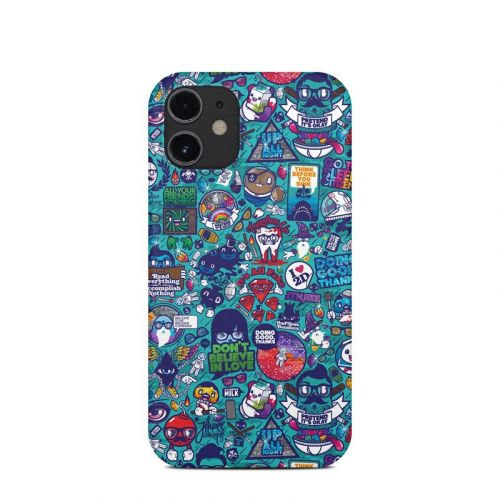 Cosmic Ray iPhone 12 mini Clip Case