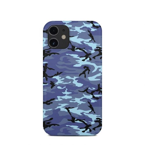 Sky Camo iPhone 12 mini Clip Case