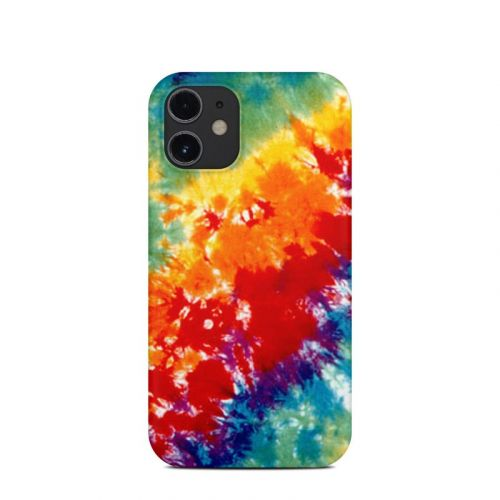 Tie Dyed iPhone 12 mini Clip Case