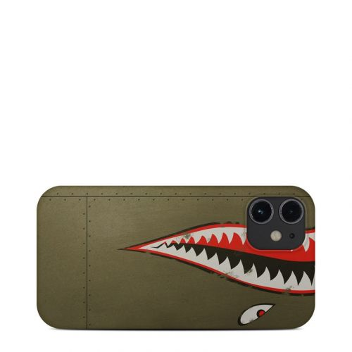 USAF Shark iPhone 12 mini Clip Case