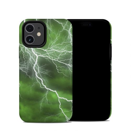 Apocalypse Green iPhone 12 mini Hybrid Case