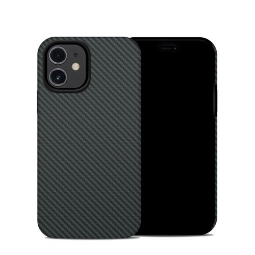 Carbon iPhone 12 mini Hybrid Case