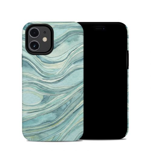 Waves iPhone 12 mini Hybrid Case
