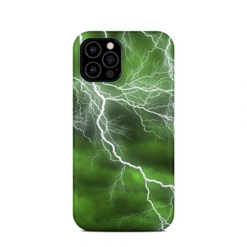 Apocalypse Green iPhone 12 Pro Clip Case
