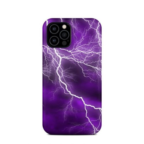Apocalypse Violet iPhone 12 Pro Clip Case