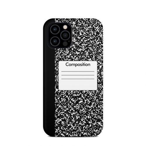 Composition Notebook iPhone 12 Pro Clip Case