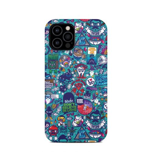 Cosmic Ray iPhone 12 Pro Clip Case