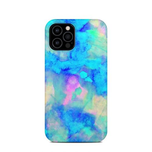 Electrify Ice Blue iPhone 12 Pro Clip Case