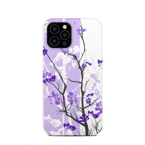 Violet Tranquility iPhone 12 Pro Clip Case