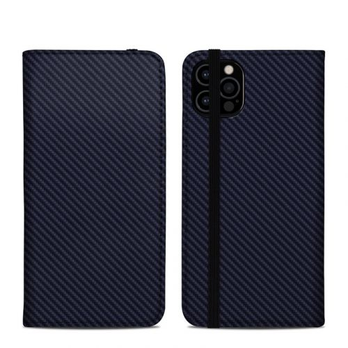 Carbon iPhone 12 Pro Folio Case