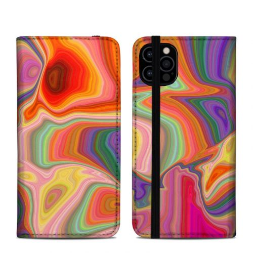 Mind Trip iPhone 12 Pro Folio Case