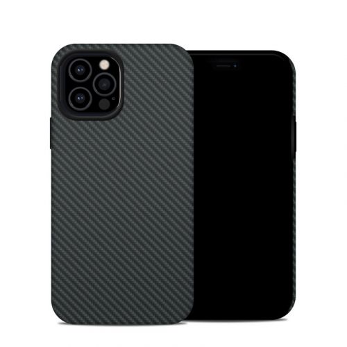 Carbon iPhone 12 Pro Hybrid Case