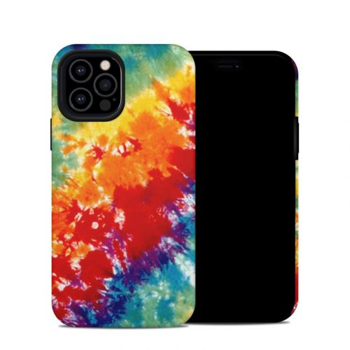 Tie Dyed iPhone 12 Pro Hybrid Case
