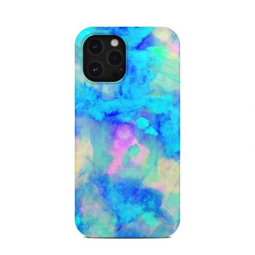 Electrify Ice Blue iPhone 12 Pro Max Clip Case