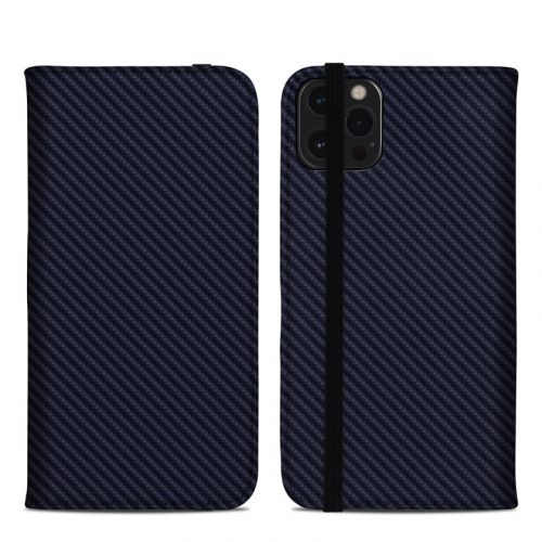 Carbon iPhone 12 Pro Max Folio Case