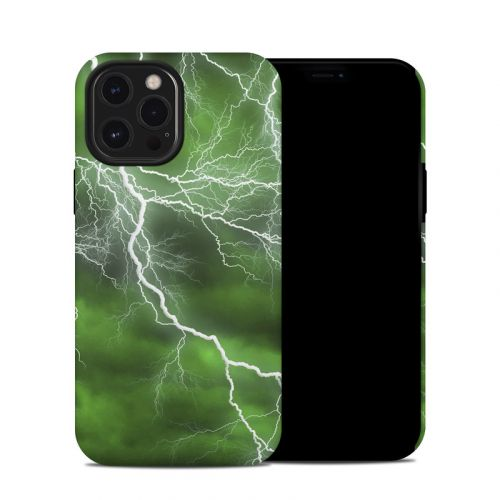 Apocalypse Green iPhone 12 Pro Max Hybrid Case