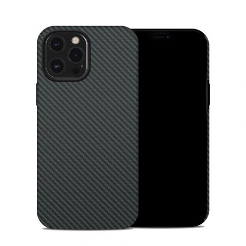 Carbon iPhone 12 Pro Max Hybrid Case