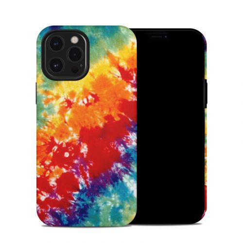 Tie Dyed iPhone 12 Pro Max Hybrid Case