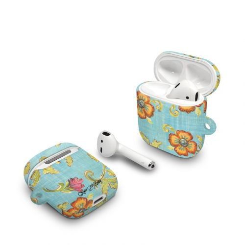 Garden Jewel Apple AirPods Case