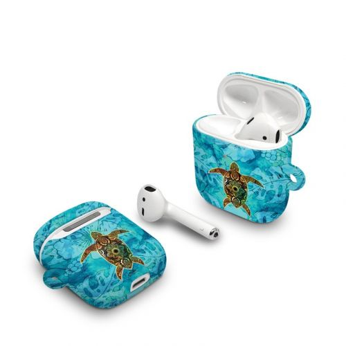 Sacred Honu Apple AirPods Case