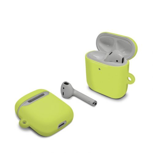 Solid State Lime Apple AirPods Case