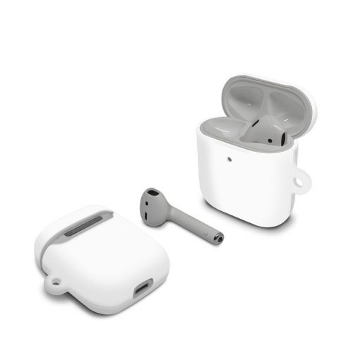Solid State White Apple AirPods Case