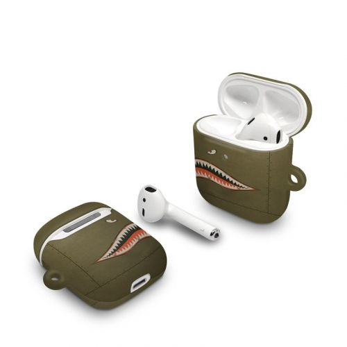 USAF Shark Apple AirPods Case
