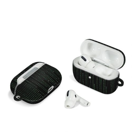 Matrix Style Code Apple AirPods Pro Case