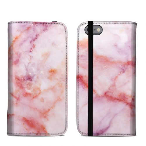 Blush Marble iPhone 6s Folio Case