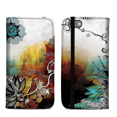 Frozen Dreams iPhone 6s Folio Case