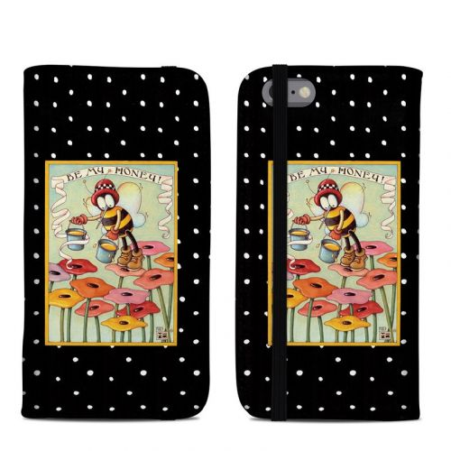 Be My Honey iPhone 6s Folio Case