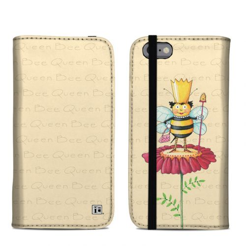 Queen Bee iPhone 6s Folio Case