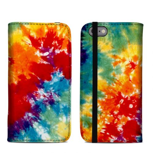 Tie Dyed iPhone 6s Folio Case