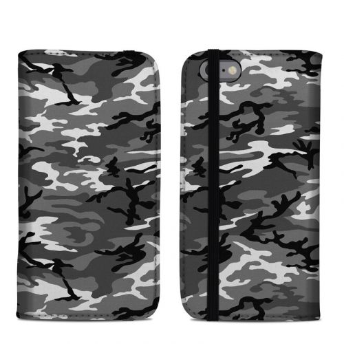 Urban Camo iPhone 6s Folio Case