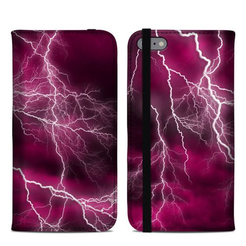 Apocalypse Pink iPhone 6s Plus Folio Case