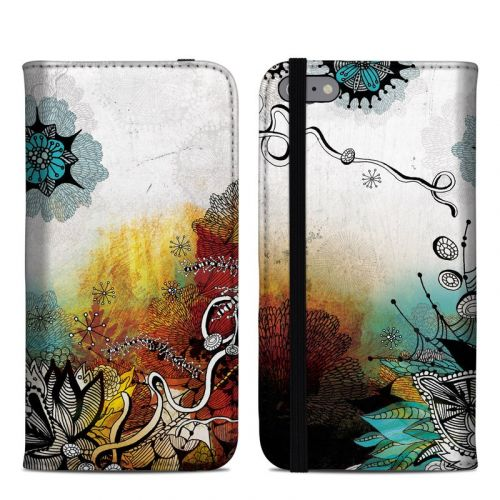 Frozen Dreams iPhone 6s Plus Folio Case