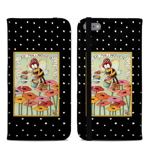 Be My Honey iPhone 6s Plus Folio Case