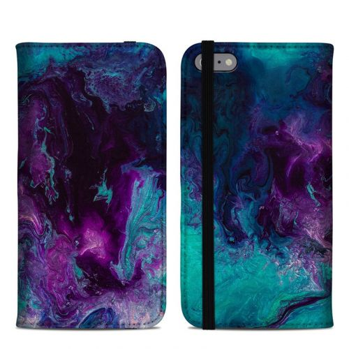 Nebulosity iPhone 6s Plus Folio Case