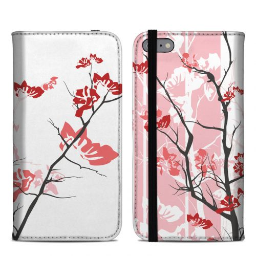 Pink Tranquility iPhone 6 Plus Folio Case