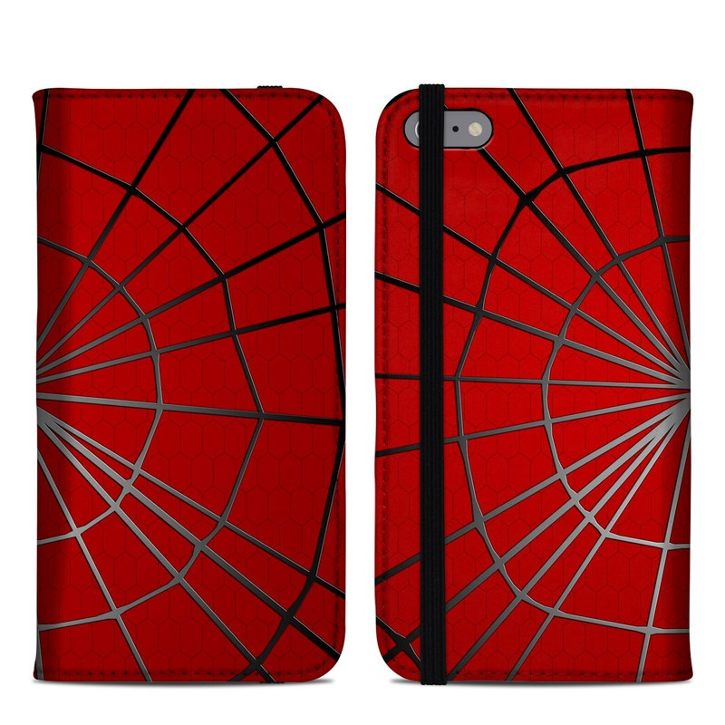Webslinger iPhone 6s Plus Folio Case
