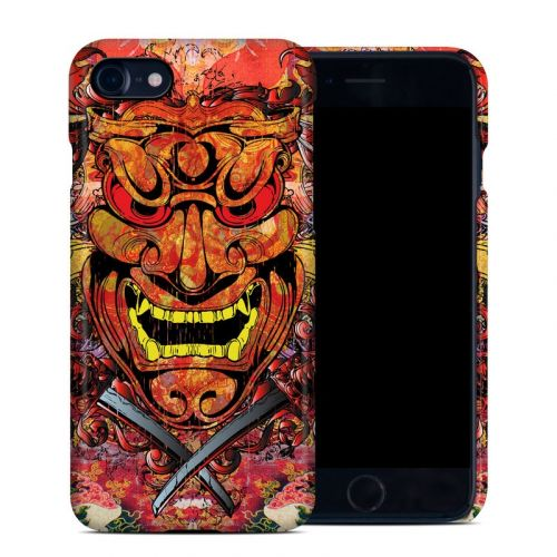 Asian Crest iPhone 8 Clip Case
