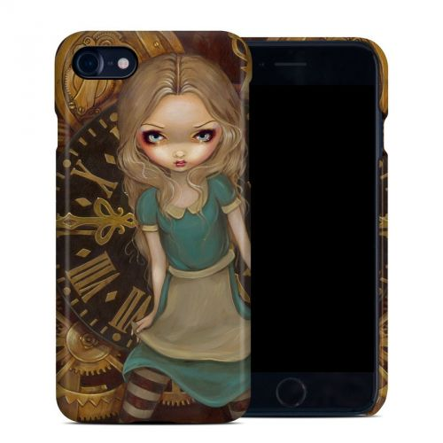 Alice Clockwork iPhone 8 Clip Case