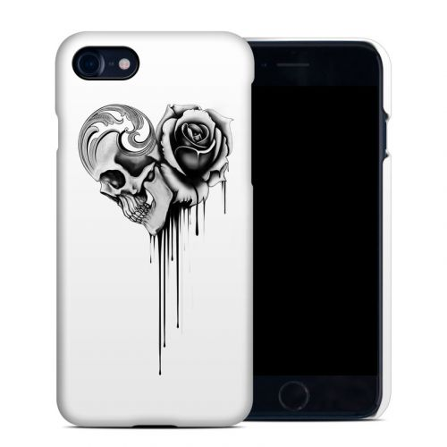 Amour Noir iPhone 8 Clip Case
