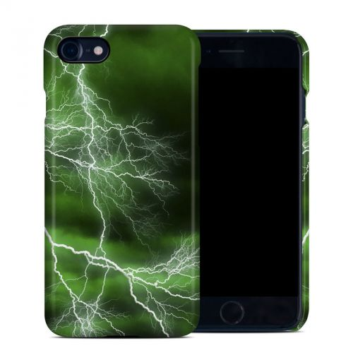 Apocalypse Green iPhone 8 Clip Case