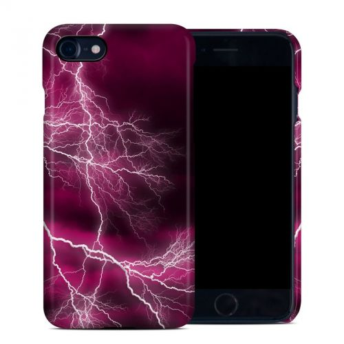 Apocalypse Pink iPhone 8 Clip Case