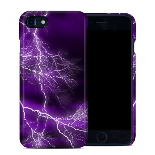 Apocalypse Violet iPhone 8 Clip Case