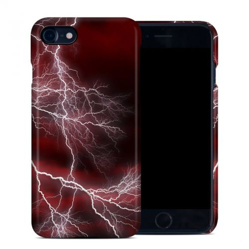 Apocalypse Red iPhone 8 Clip Case