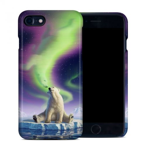 Arctic Kiss iPhone 8 Clip Case