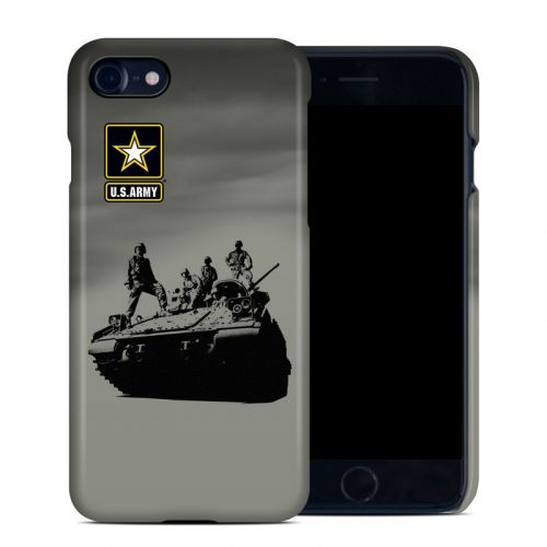 Army Troop iPhone 8 Clip Case