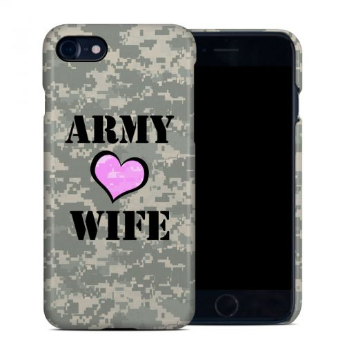 Army Wife iPhone 7 Clip Case